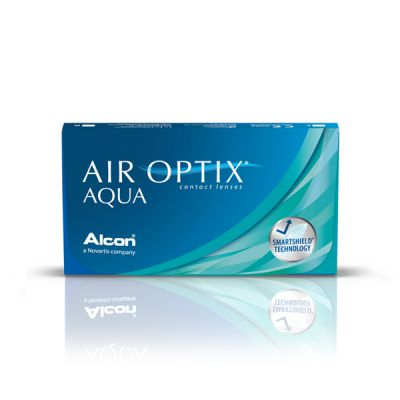 producto de mantenimiento Air Optix Aqua