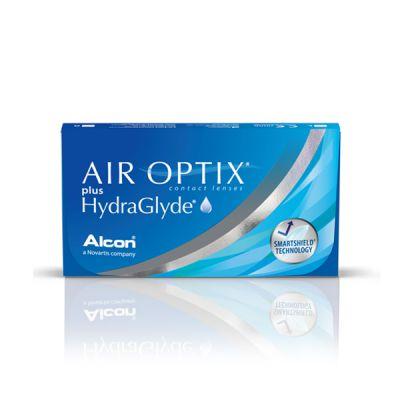 producto de mantenimiento Air Optix Plus Hydraglyde (3)