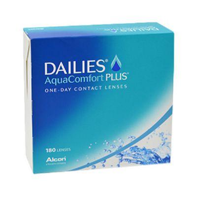 producto de mantenimiento DAILIES AquaComfort Plus 180