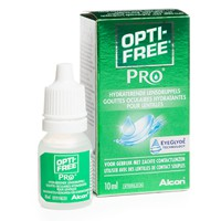 producto de mantenimiento Opti-Free Pro Hydratant 10ml