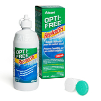 producto de mantenimiento OPTI-FREE RepleniSH 300ml