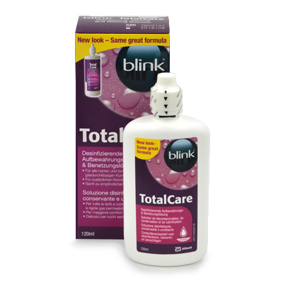 producto de mantenimiento Total Care Décontamination 120mL