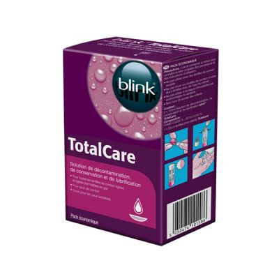 producto de mantenimiento Total Care Decontamination 2x120ml
