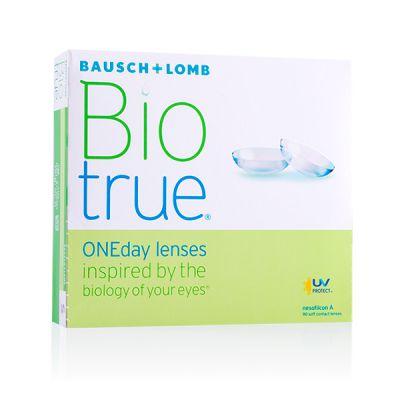 producto de mantenimiento Biotrue One Day 90