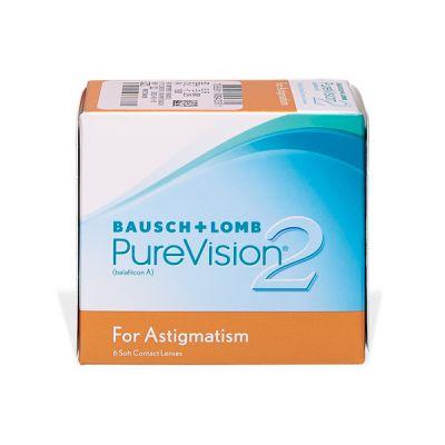 producto de mantenimiento PureVision 2 HD for Astigmatism