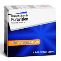 producto de mantenimiento PureVision Toric