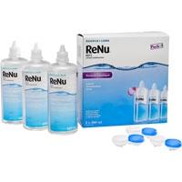 producto de mantenimiento Pack Renu Eco MPS 3X360ml
