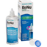 producto de mantenimiento ReNu MultiPlus 360ml