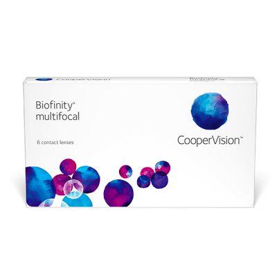 producto de mantenimiento Biofinity Multifocal 6