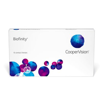 producto de mantenimiento Biofinity