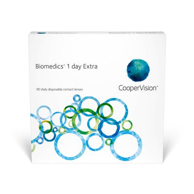 producto de mantenimiento BioMedics 1 Day Extra 90