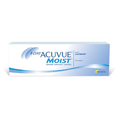 producto de mantenimiento 1 Day Acuvue Moist 30