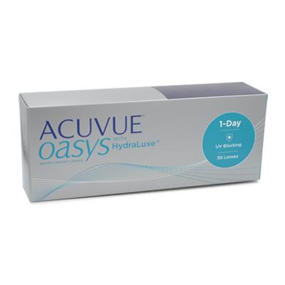 producto de mantenimiento Acuvue Oasys 1 day 30