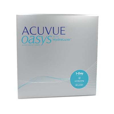 producto de mantenimiento Acuvue Oasys 1 day 90