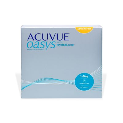 producto de mantenimiento Acuvue Oasys 1 Day For Astigmatism 90