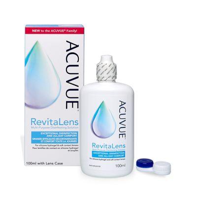 producto de mantenimiento Acuvue Revitalens 100ml