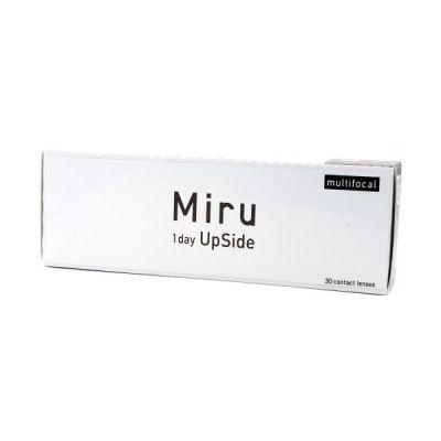 producto de mantenimiento Miru 1 day Upside multifocal 30