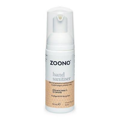 producto de mantenimiento Desinfectante de manos ZOONO 50ml